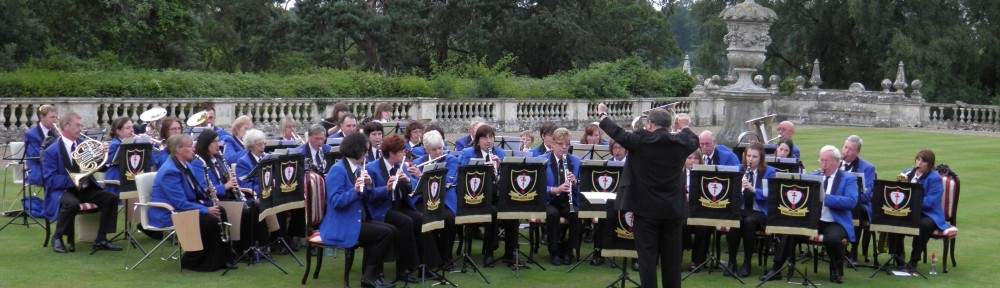 ipswich hospital band, joint concert