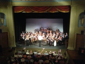 Last night of the Proms, Theatre Royal